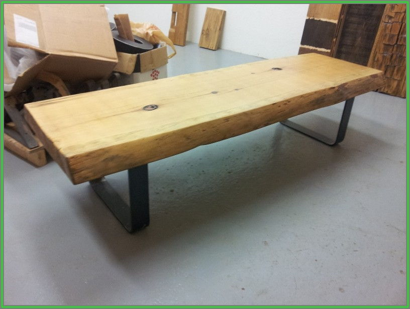Wood Slab Coffee Table Canada