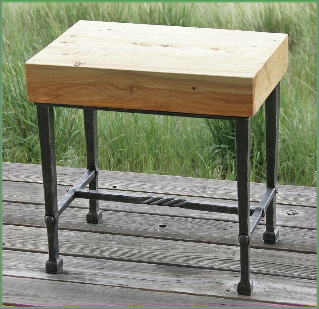 Wrought Iron Coffee Table Legs