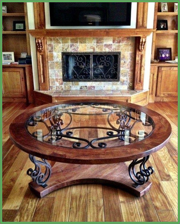 Wrought Iron Coffee Table Set