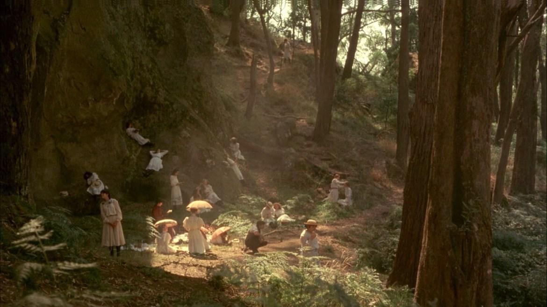 Picnic en Hanging Rock (1975) - Paisaje