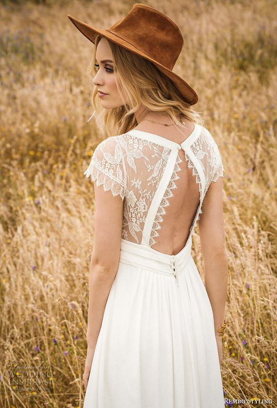 Rembo Styling 2017 Wedding Dresses