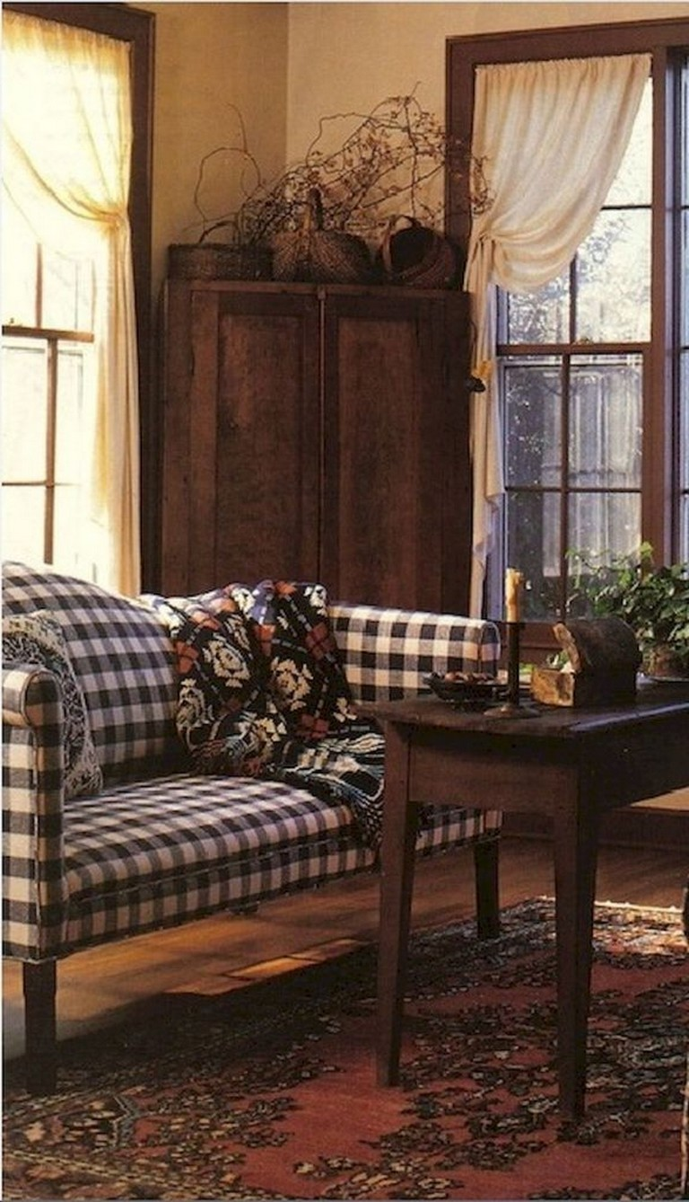 55+ Cozy Farmhouse Living Room Decorating Ideas - Page 49 ...