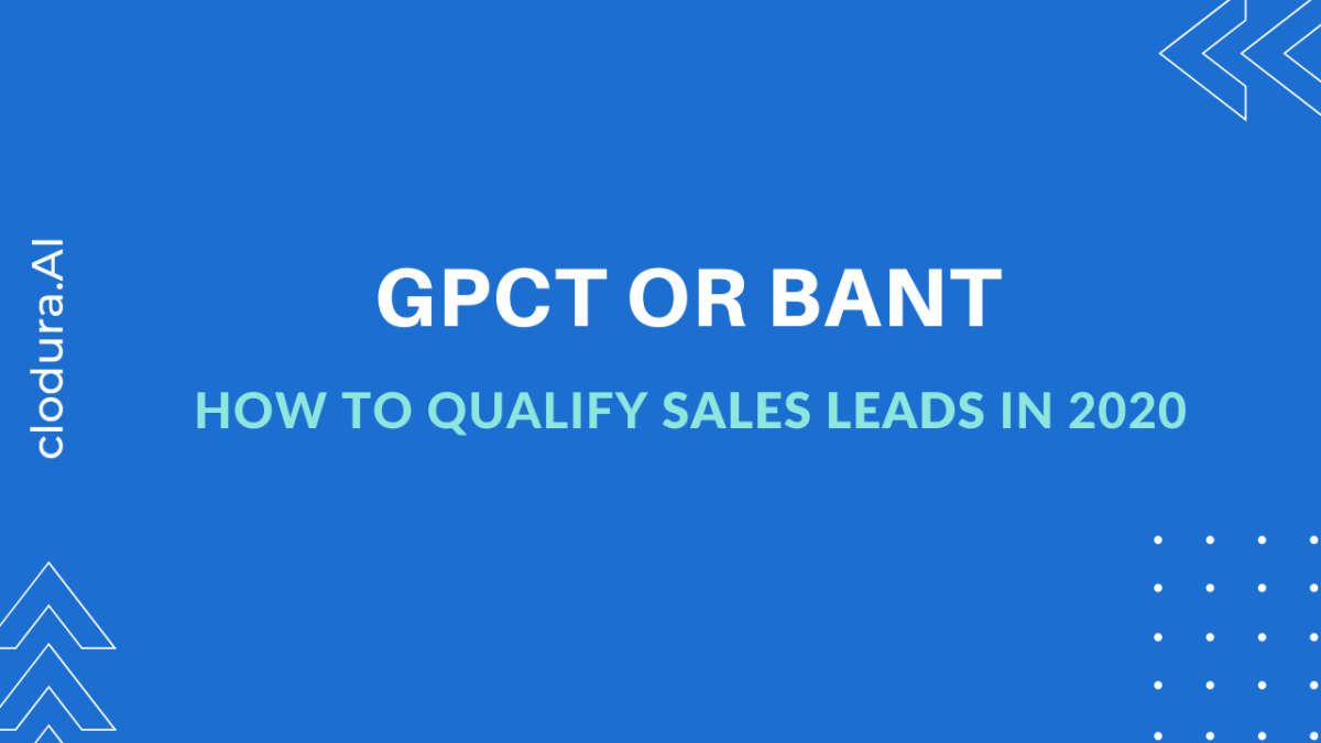 GPCT or BANT