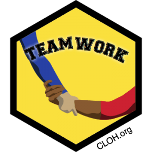 Digital Badge / Teamwork