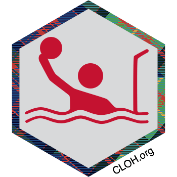Digital Badges / Water Polo