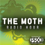 Logo of The Moth