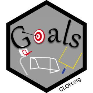 Goals-grey
