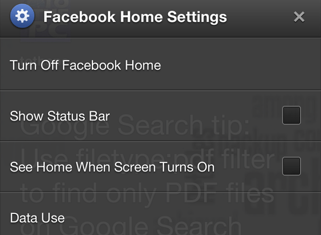 How to disable Facebook home page (step by step)