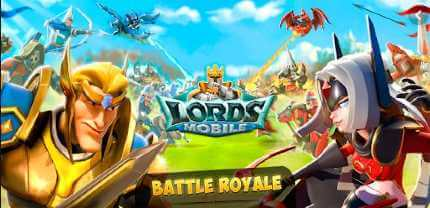 Lords Mobile Mod Apk Premium Latest 2020 Unlimited Gems