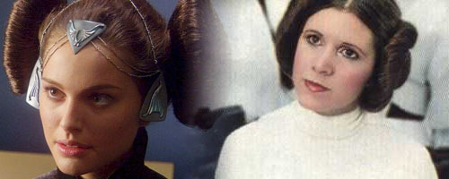 Guestpost Leia Padme And Rhyming Star Wars By David