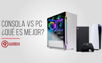 consolas vs pc gamer en colombia