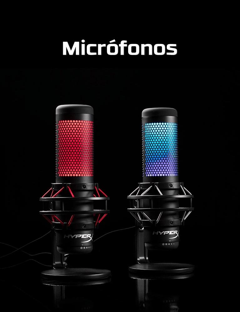 Microfono Hyperx Streaming - Clones y Periféricos