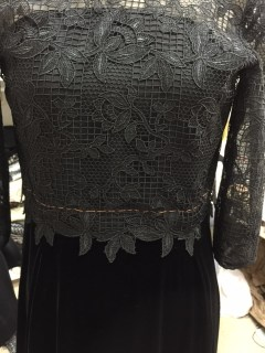front bodice