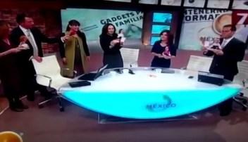 Clonitos en Hola México 2013