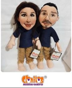 Muñecos Personalizados para Novios