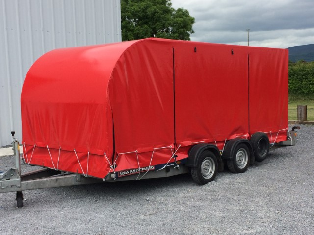 Car Transporter Cover