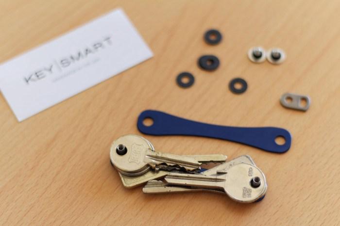 KeySmart - Installation des clés