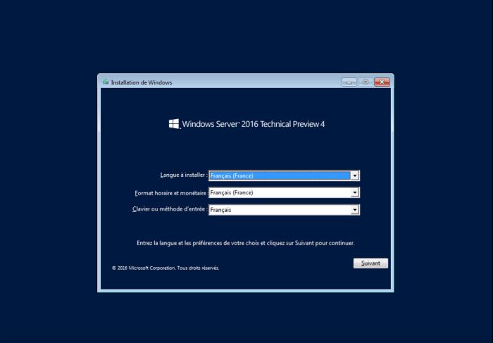 Windows Server TP4 - 01