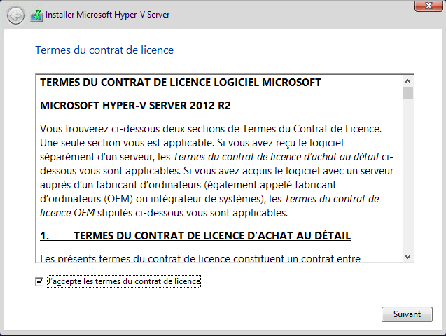 Contrat de licence