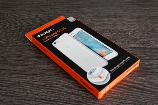 Emballage Spigen Airskin