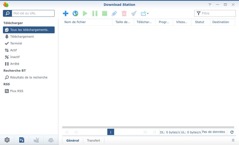 Synology Download Station