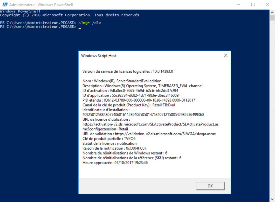 Windows Server Comment Passer D Une Version D Evaluation A Une