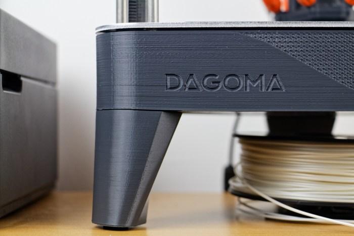 Pied Neva Imprimé en 3D
