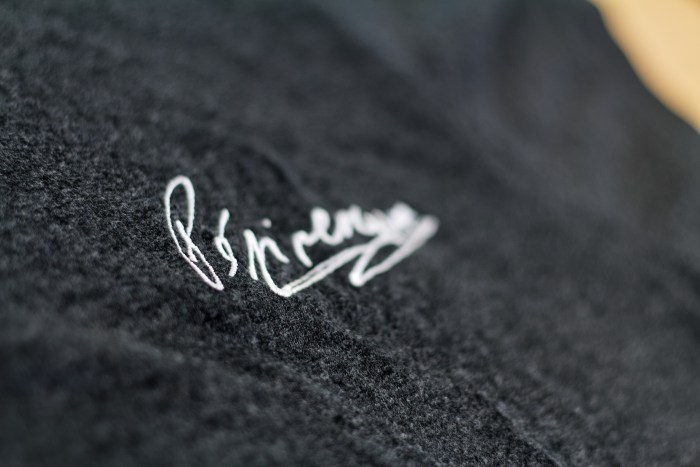 Tee Shirt Homme Anthracite