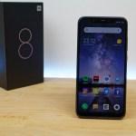 Test du Xiaomi Mi 8