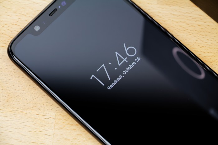 Always On Display - Xiaomi Mi 8