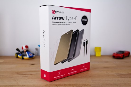 Storeva Arrow Type-C