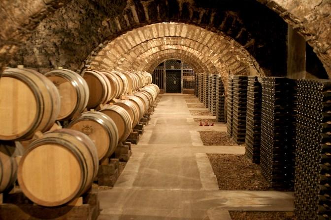 Burgundy Beaune Remoissenet Cellar