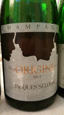 Champagne Selosse Origine Brut