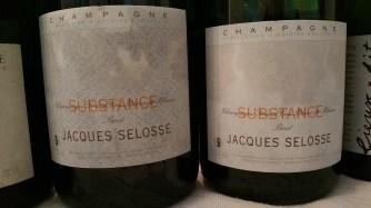 Champagne Selosse Substance Brut