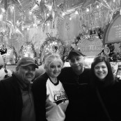 With the fam at Mi Tierra in San Antonio
