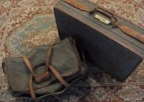 $3 Hartmann Luggage!