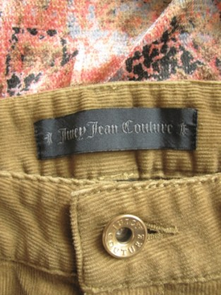 Juicy Jean Couture