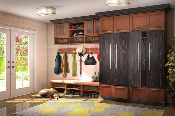 Mudroom Cabinet Design And Installation