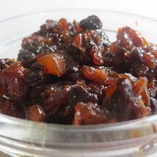 Homemade All Fruit Mincemeat