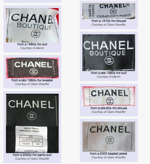 chanel-clothing-labels