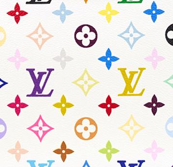 Louis Vuitton Multicolor Canvas