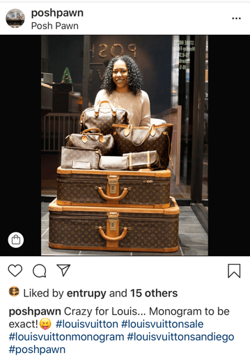 Sell on Instagram via Shopify