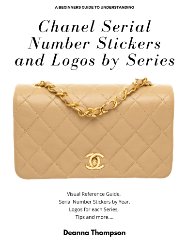 A Beginners Guide to Chanel Serial Stickers and Logos