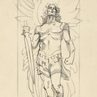 Arch Angel Tattoo Art 01 | Michael