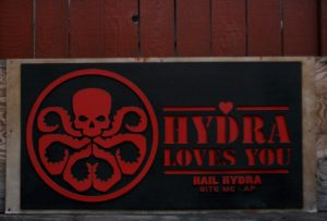 Hydra Loves You at Back to the Grind Riverside