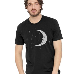 Moon Shirt by Closet of Mysteries