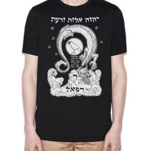 Solar Talisman Shirt by Closet of Mysteries