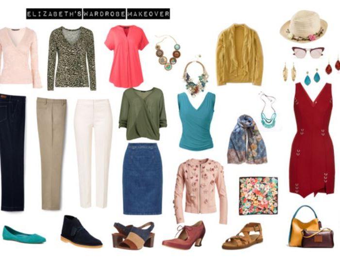 Elizabeth's Wardrobe Makeover