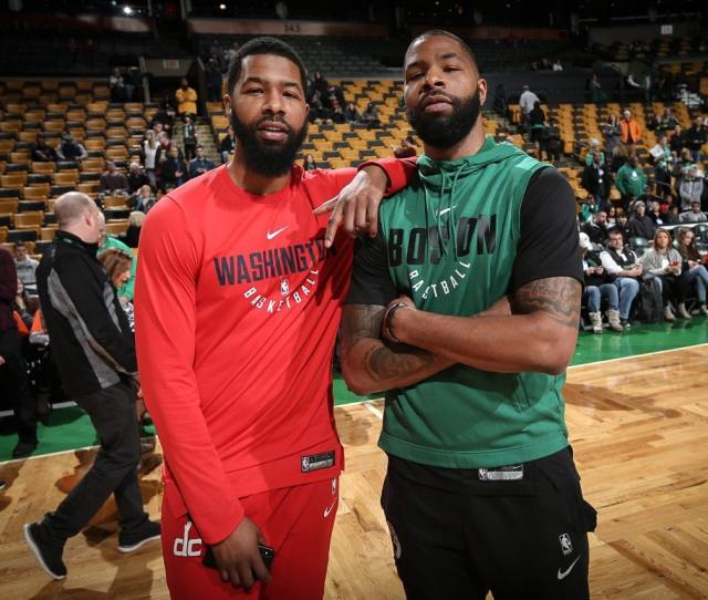 For Nba Twins Marcus And Markieff Morris Its Family Over