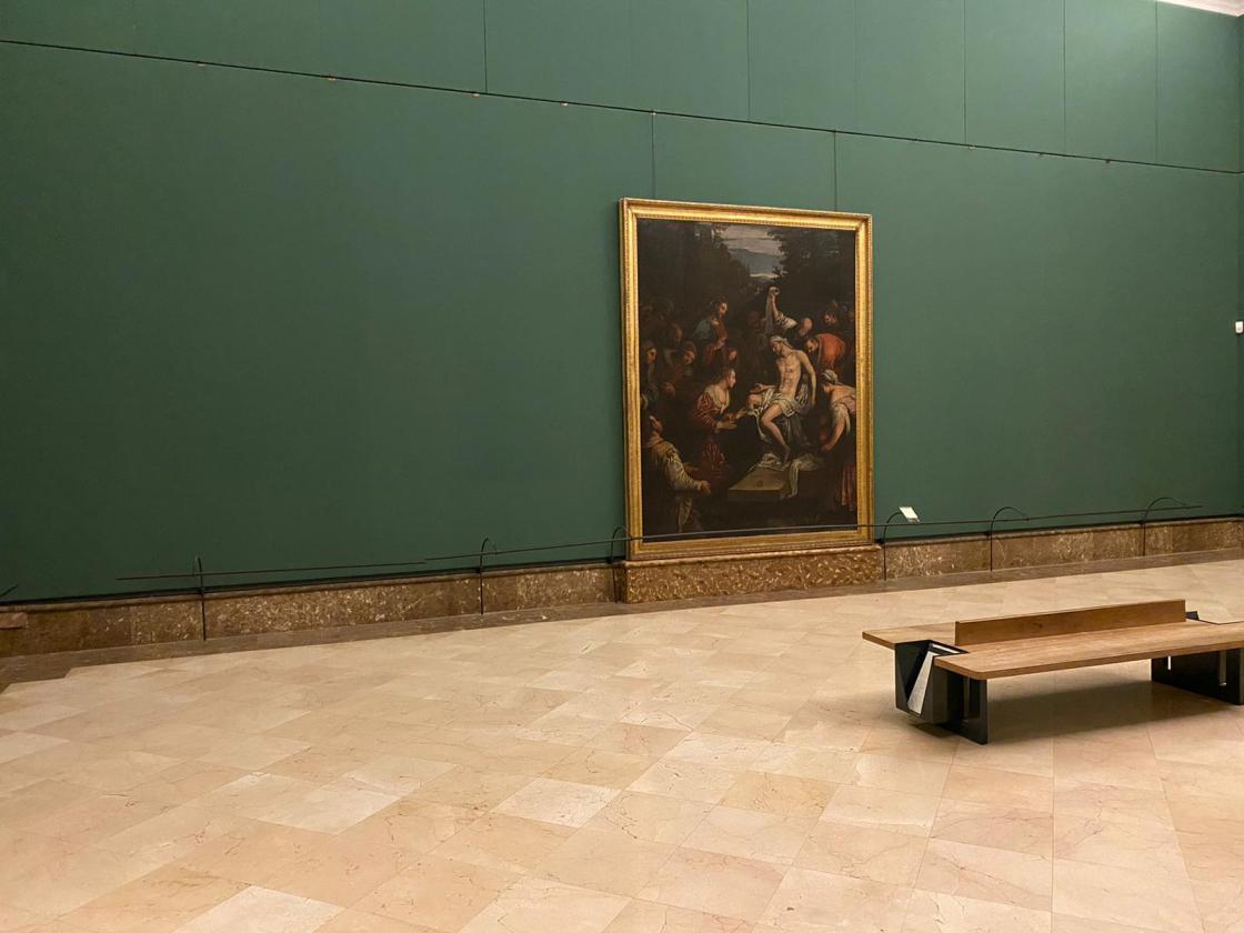 La sala 11 del Museo di Capodimonte. Courtesy of Diego Giovannettone.